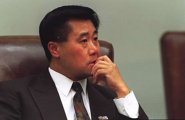 After eight years on the San Francisco School Board, Leland Yee successfully ran for supervisor in 1996. Photo: Eric Luse