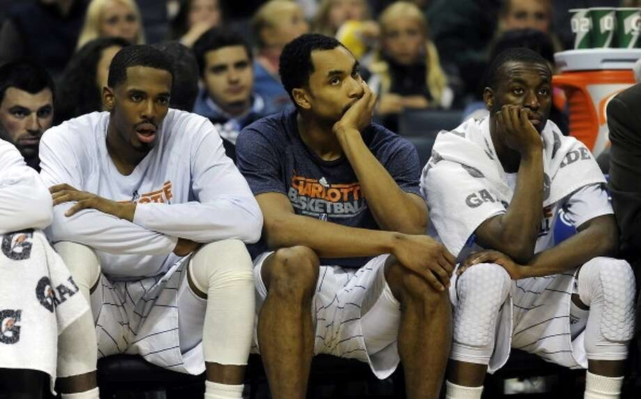 Charlotte Bobcats  Longest losing streak: 23 games  From March 19, 2012 to April 26, 2012 Photo: David T. Foster, Getty Images