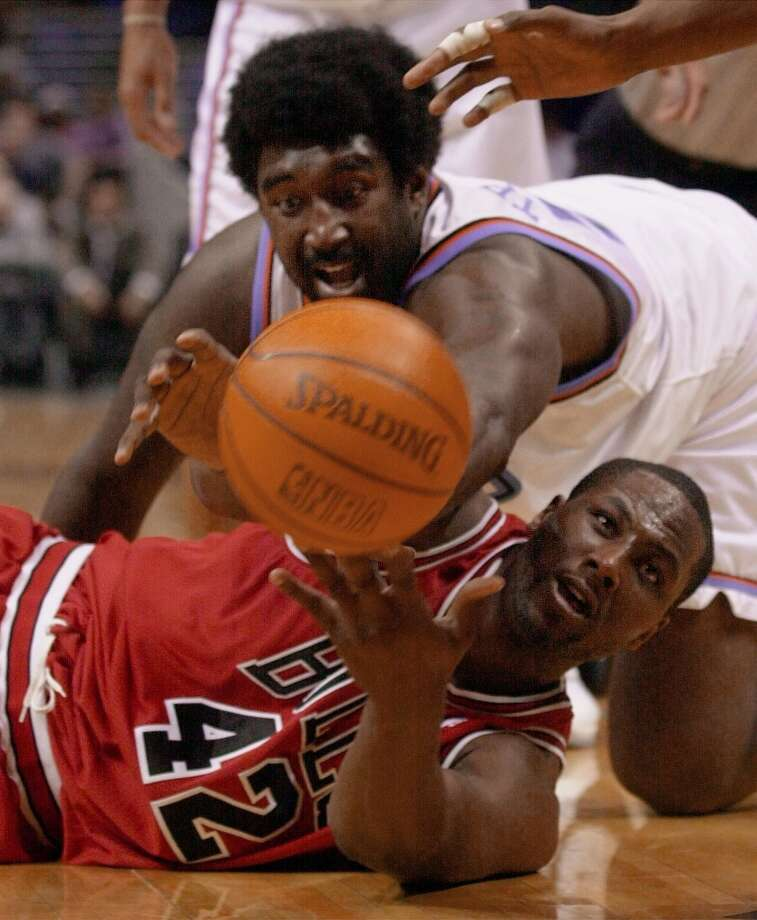 Chicago Bulls  Longest losing streak: 16 games  From Jan. 8, 2001 to Feb. 6, 2001 Photo: David Maxwell, Getty Images