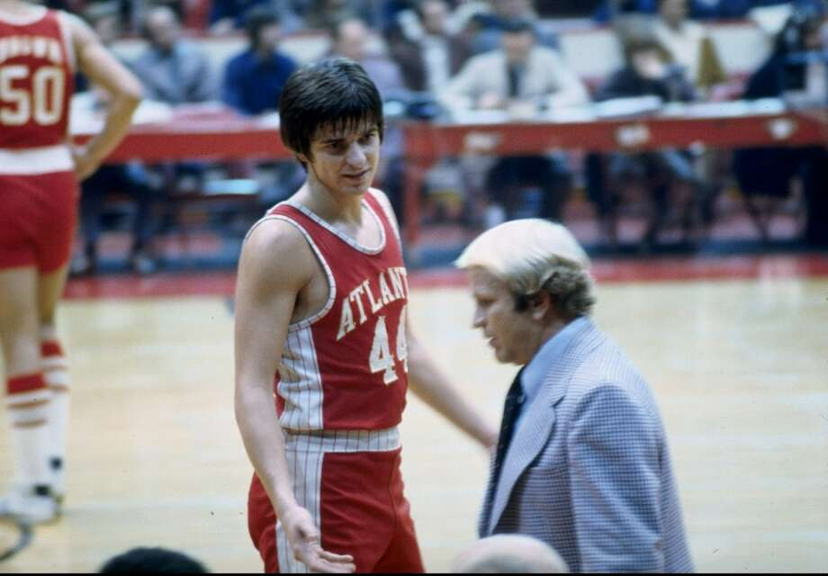 Atlanta Hawks  Longest losing streak: 16 games  From March 11, 1976 to April 9, 1976 Photo: Jonathan Daniel, Getty Images