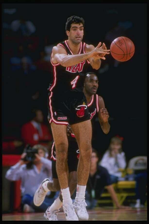 Miami Heat  Longest losing streak: 17 games  From Nov. 5, 1988 to Dec. 12, 1988 Photo: Tim De Frisco, Allsport Via Getty Images