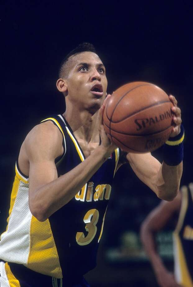 Indiana Pacers  Longest losing streak: 12 games (three times)  From Feb. 16, 1983 to March 11, 1983; March 14, 1985 to April 3, 1985; Jan. 26, 1989 to Feb. 23, 1989 Photo: Focus On Sport, Via Getty Images