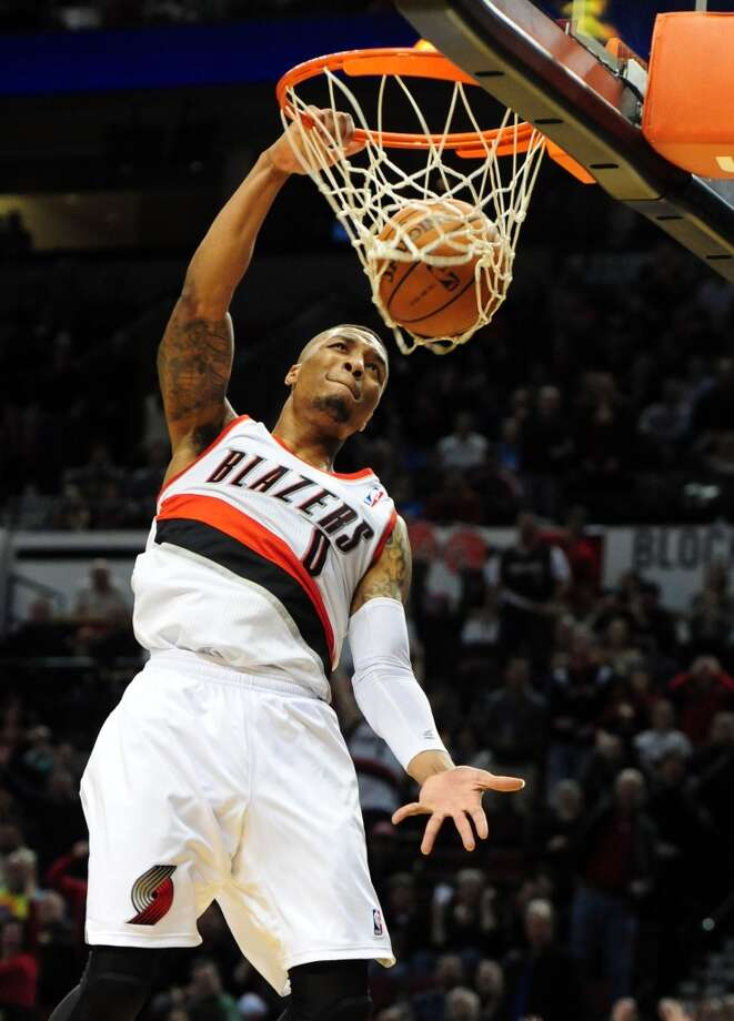 Portland Trail Blazers  Longest losing streak: 14 games  From March 24, 2013 to Oct. 30, 2013 Photo: Steve Dykes, Associated Press