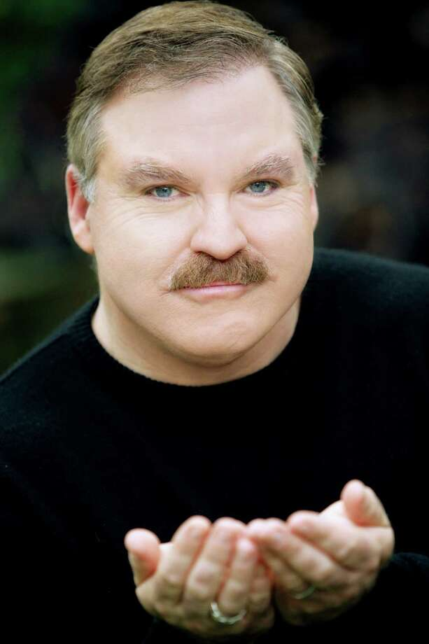 California-based medium James Van Praagh will be at the Ridgefield (Conn.) Playhouse, where he has appeared several previous times, on Wednesday, April 9, 2014. It is one of about 50 shows he will do this year. For information on tickets, visit www.ridgefieldplayhouse.org or call 203-438-5795. Photo: Contributed Photo / Stamford Advocate Contributed