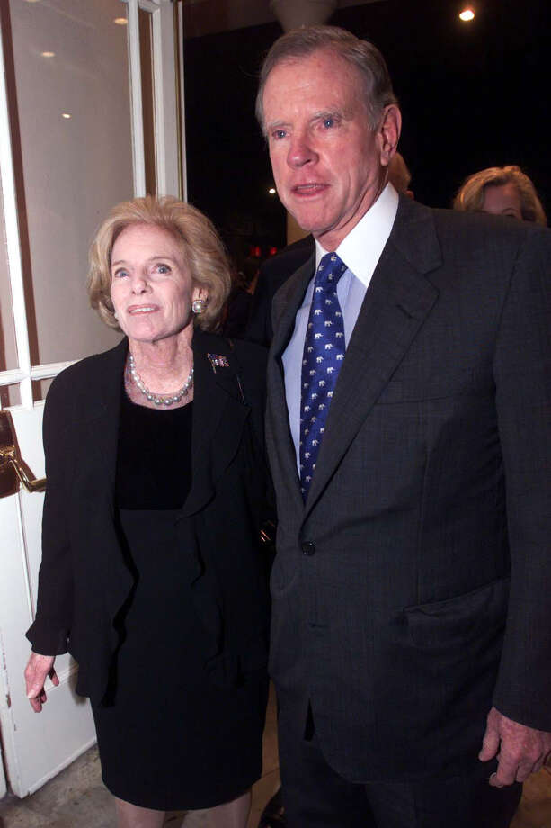11. The William Stamps Farish FundTotal given in 2012: $13.5 million Pictured: William Farish and his wife Sarah at the Old Vic theater in London, Sunday Nov. 18, 2001. Photo: PAUL GROVER, AP / POOL