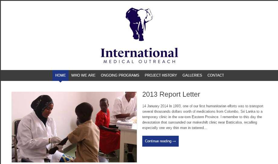 5. International Medical OutreachTotal given in 2012: $43.6 million