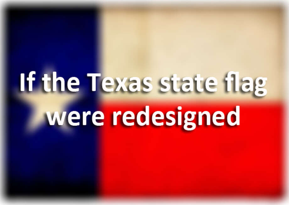Face it, none of the state flags look like they belong to the same country. A designer tried to fix that and Texas is no longer the same.