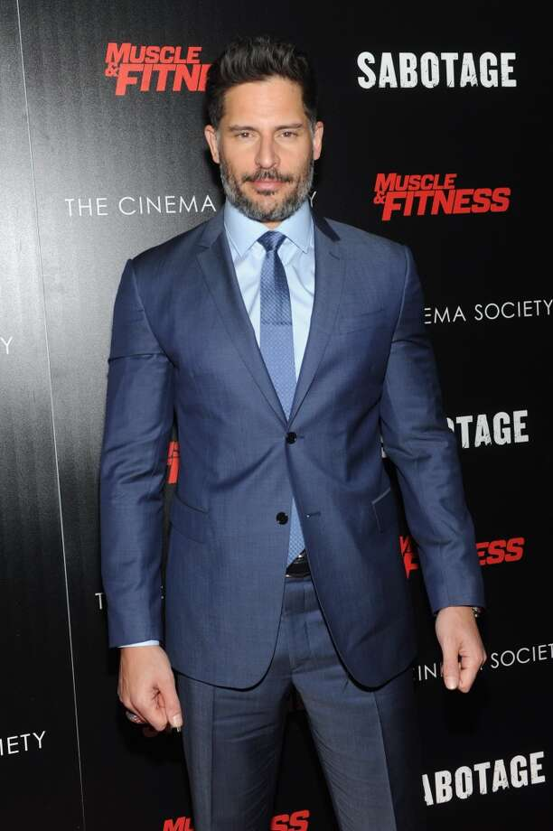 "Actor Joe Manganiello attends The Cinema Society with Muscle & Fitness screening of Open Road Films' ""Sabotage"" at AMC Loews Lincoln Square on March 25, 2014 in New York City. Photo: Jamie McCarthy, Getty Images"