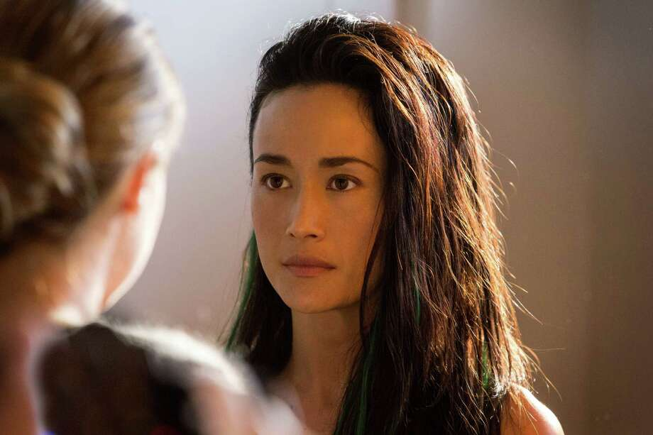 "Maggie Q's latest movie: ""Divergent."" Photo: Jaap Buitendijk / ©2013 Summit Entertainment, LLC. All rights reserved."