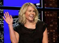 "Chelsea Handler,best-selling author and host of ""Chelsea Lately,"" a late-night talk show on E!"