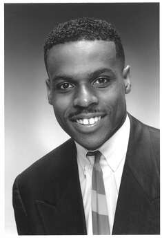A 1997 file photo of former San Francisco school board president Keith Jackson. Photo: Lowell High School