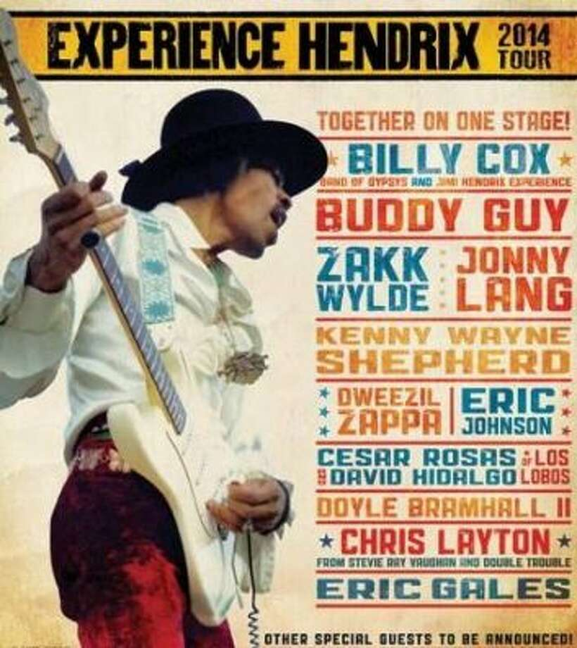 Experience Hendrix / jambands.com
