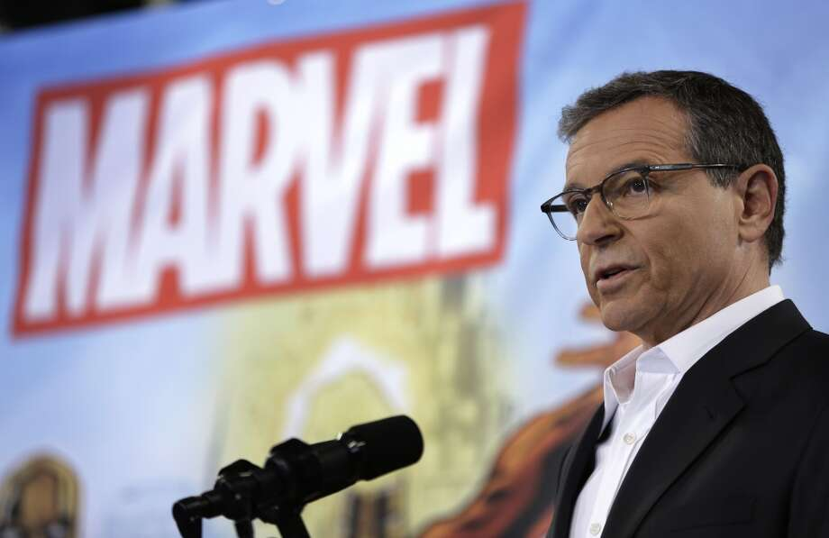 21. Bob Iger Company: Disney Approval rating: 91% Photo: Seth Wenig, Associated Press