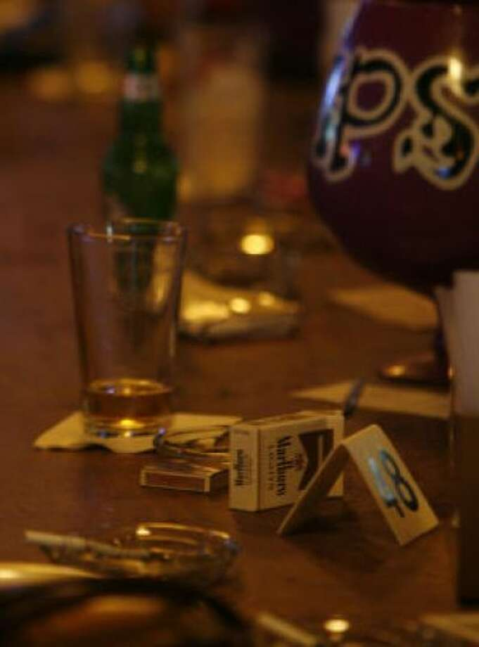 Fact: Scientists have not identified a safe level of smoking.  Even a few cigarettes can maintain addiction, according to David Wetter, chairman of health disparities research at M.D. Anderson. Photo: James Nielsen, Houston Chronicle