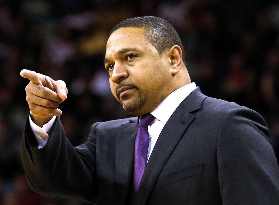 "Golden State Warriors head coach Mark Jackson has been joking about ""getting my Pop on"" late this season. The reference to San Antonio Spurs coach Gregg Popovich, who has famously _ and often successfully _ rested his regulars during the NBA's marathon season is a new concept to the Warriors, who are trying to give some starters breaks and still collect wins during the playoff push. Photo: Jonathan Bachman, Associated Press"