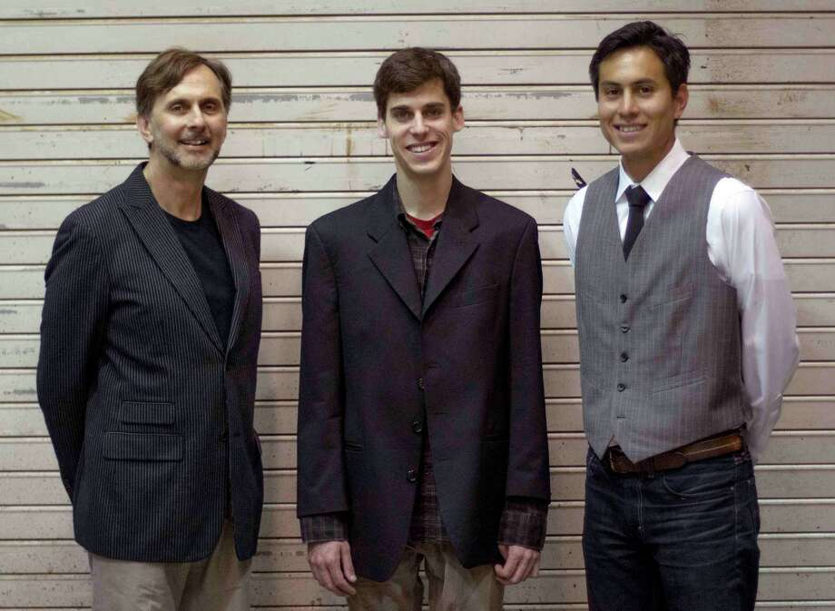 """From the Spring of Song - A Tribute to Bill Evans,"" one of America's greatest jazz pianists, takes place Friday, April 4, at Fairfield University. Featured, from left, will be Brian Torff on bass, Nick Sanders on piano and Kurt Leon on drums. Photo: Contributed Photo / Connecticut Post Contributed"