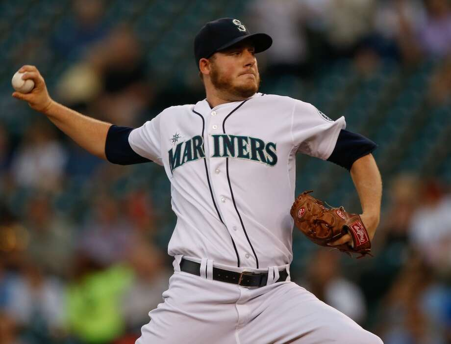 RHP Brandon MaurerSalary: $504,600 Photo: Otto Greule Jr, Getty Images