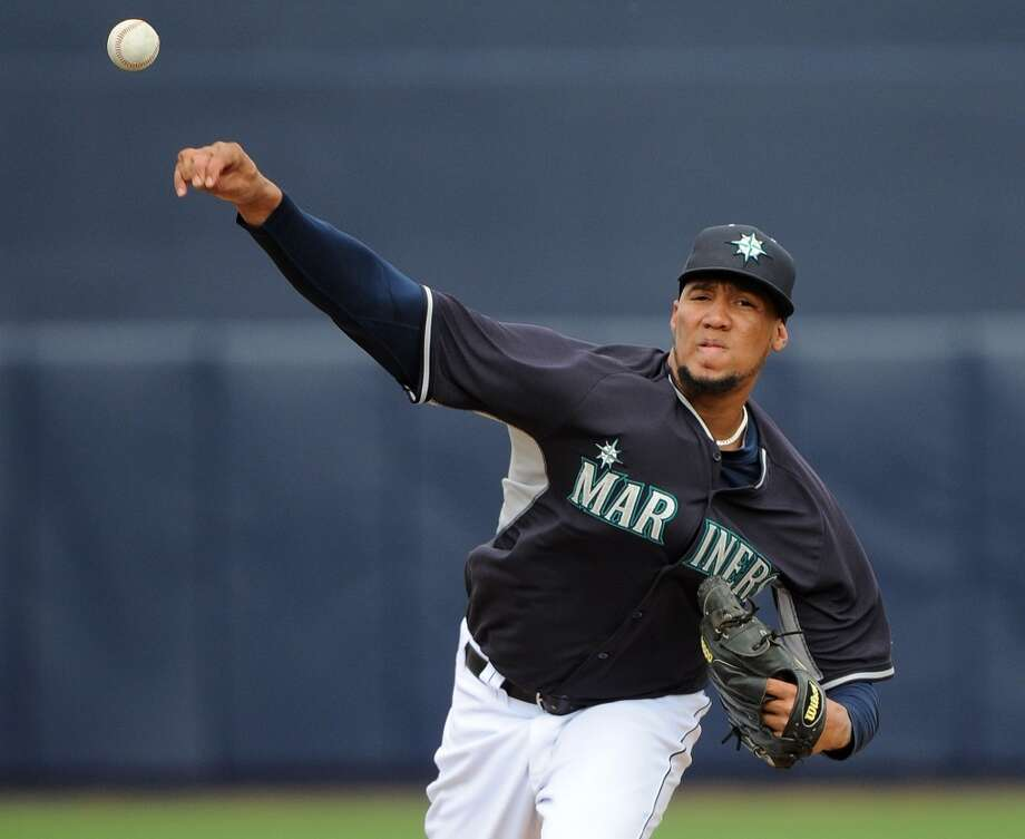 RHP Hector NoesiSalary: $512,400 Photo: Lisa Blumenfeld, Getty Images