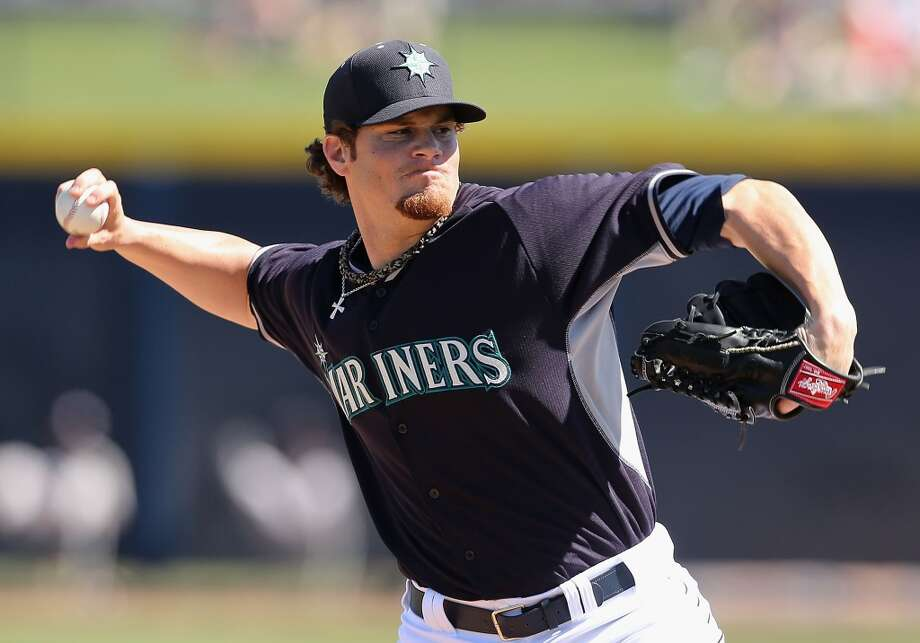 RHP Blake BeavanSalary: $518,700 Photo: Christian Petersen, Getty Images
