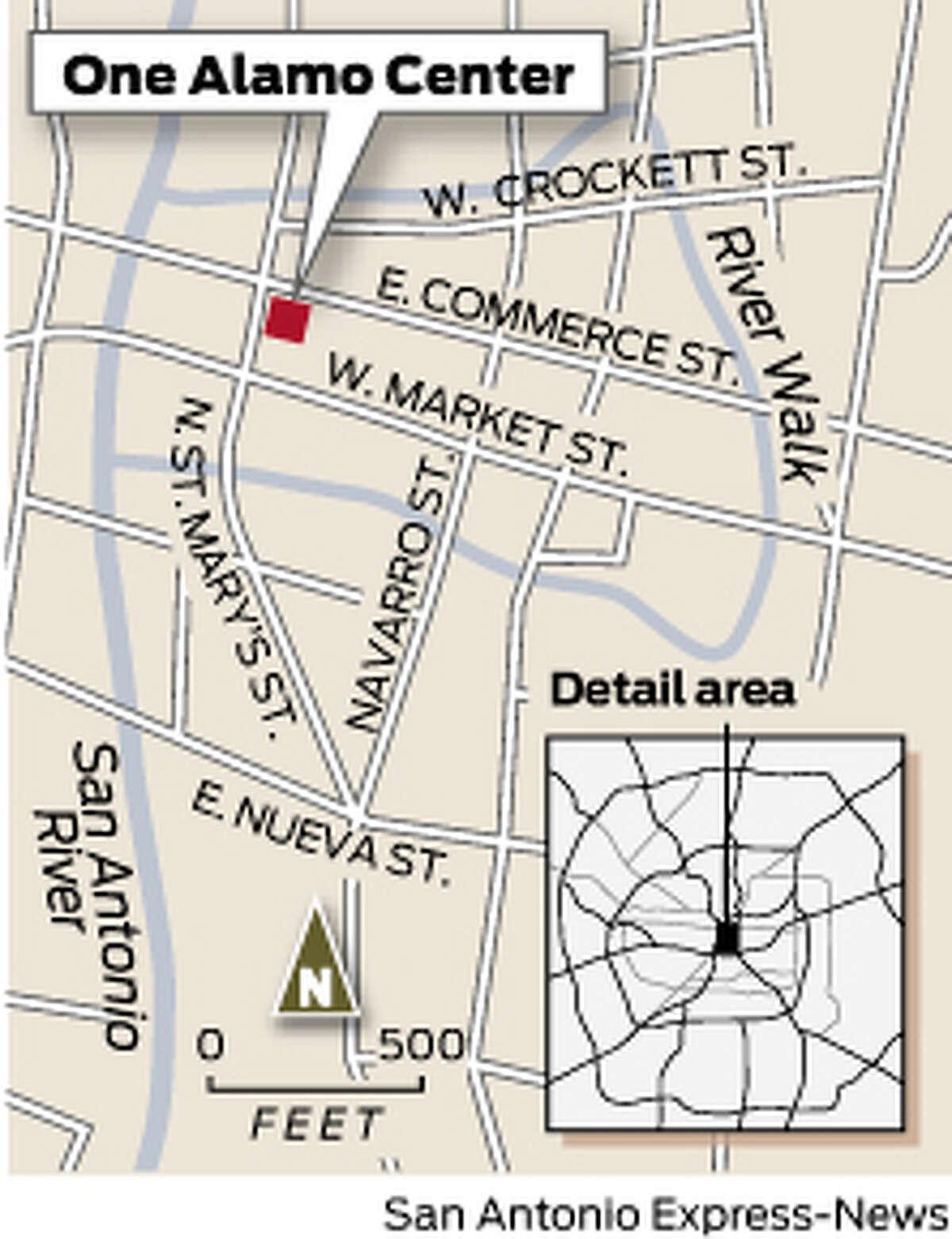 Entrada Partners also owns One Alamo Center.