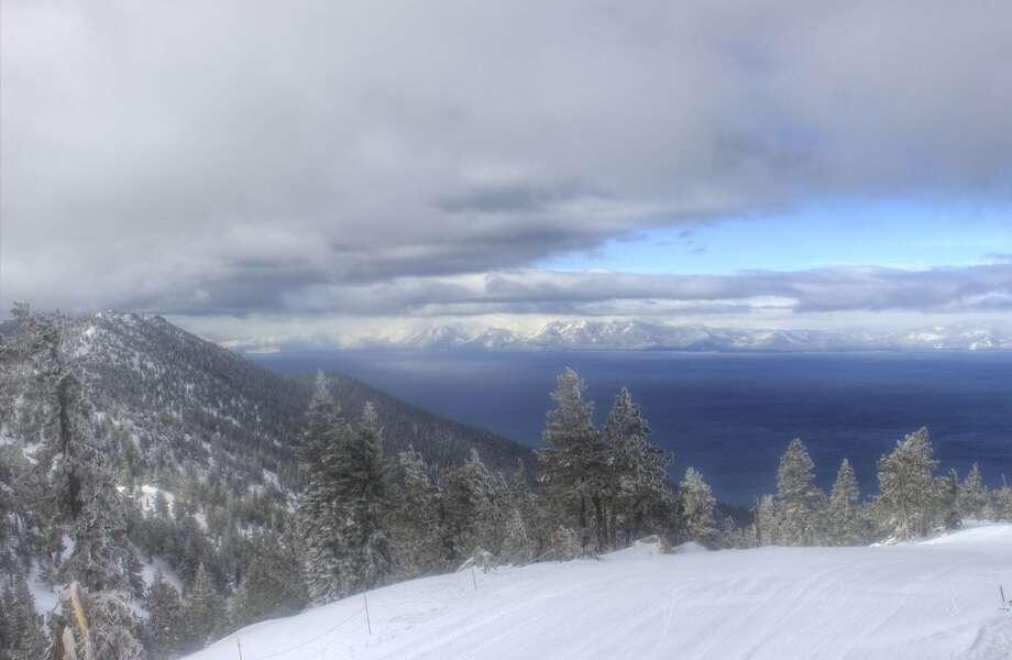 Diamond Peak: blue breaks through