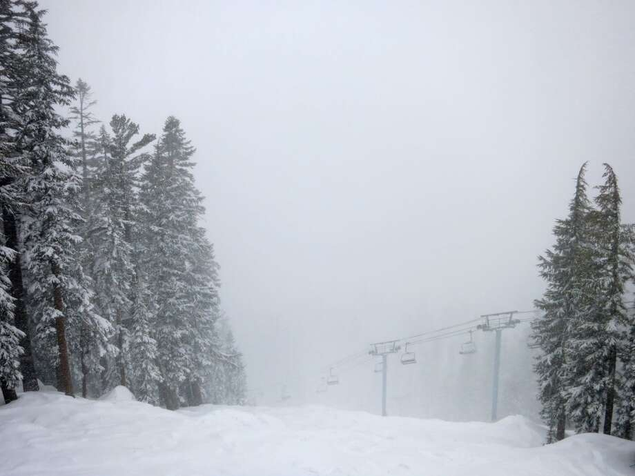 Sierra-at-Tahoe: 50 shades of gray