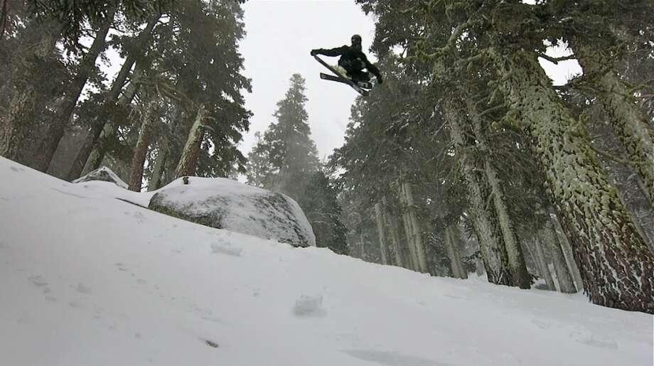 Sierra-at-Tahoe: big air, big snow
