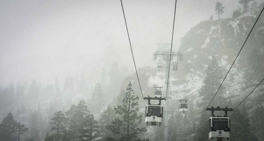 Squaw: the long gray line Photo:  JT Chevallier