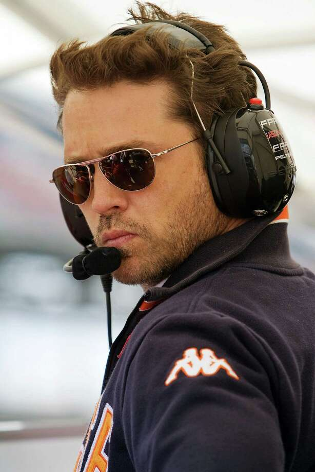 Now: Jason Priestley, is now the co-owner of an Indy Car racing team. Photo: Joey Foley, Getty Images / 2008 Joey Foley