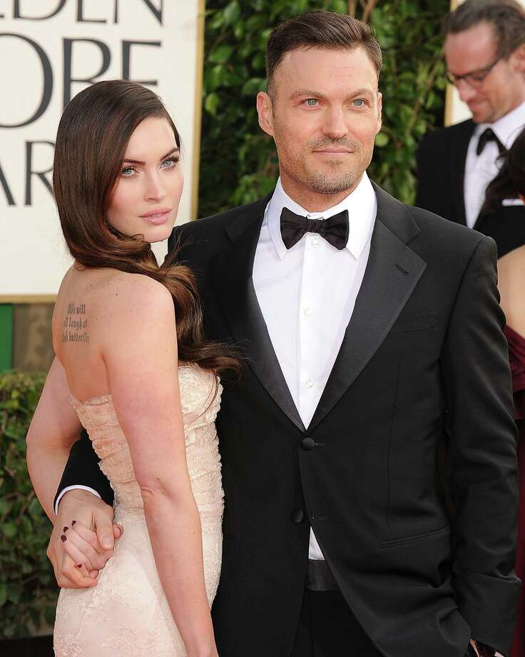 Now: Brian Austin Green is married to star Megan Fox. Photo: Steve Granitz, Getty Images / 2013 Steve Granitz