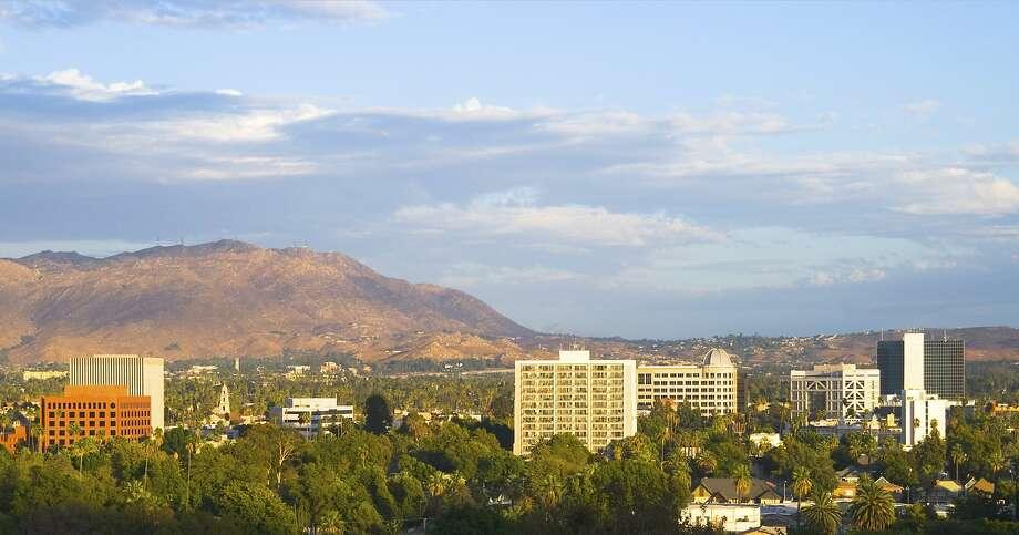 18. Riverside, Calif., down 0.4 percent. Photo: David Liu, Getty Images