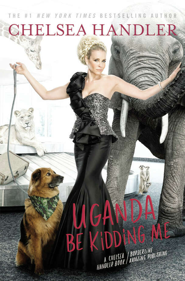"Comedian Chelsea Handler's ""Uganda Be Kidding Me"" tour will make a stop at Mohegan Sun on Saturday. Find out more.  Photo: Xx"