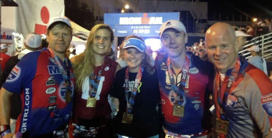 The Begg family will be running in the Danbury Road Races this year. Photo: Contributed Photo / Connecticut Post Contributed