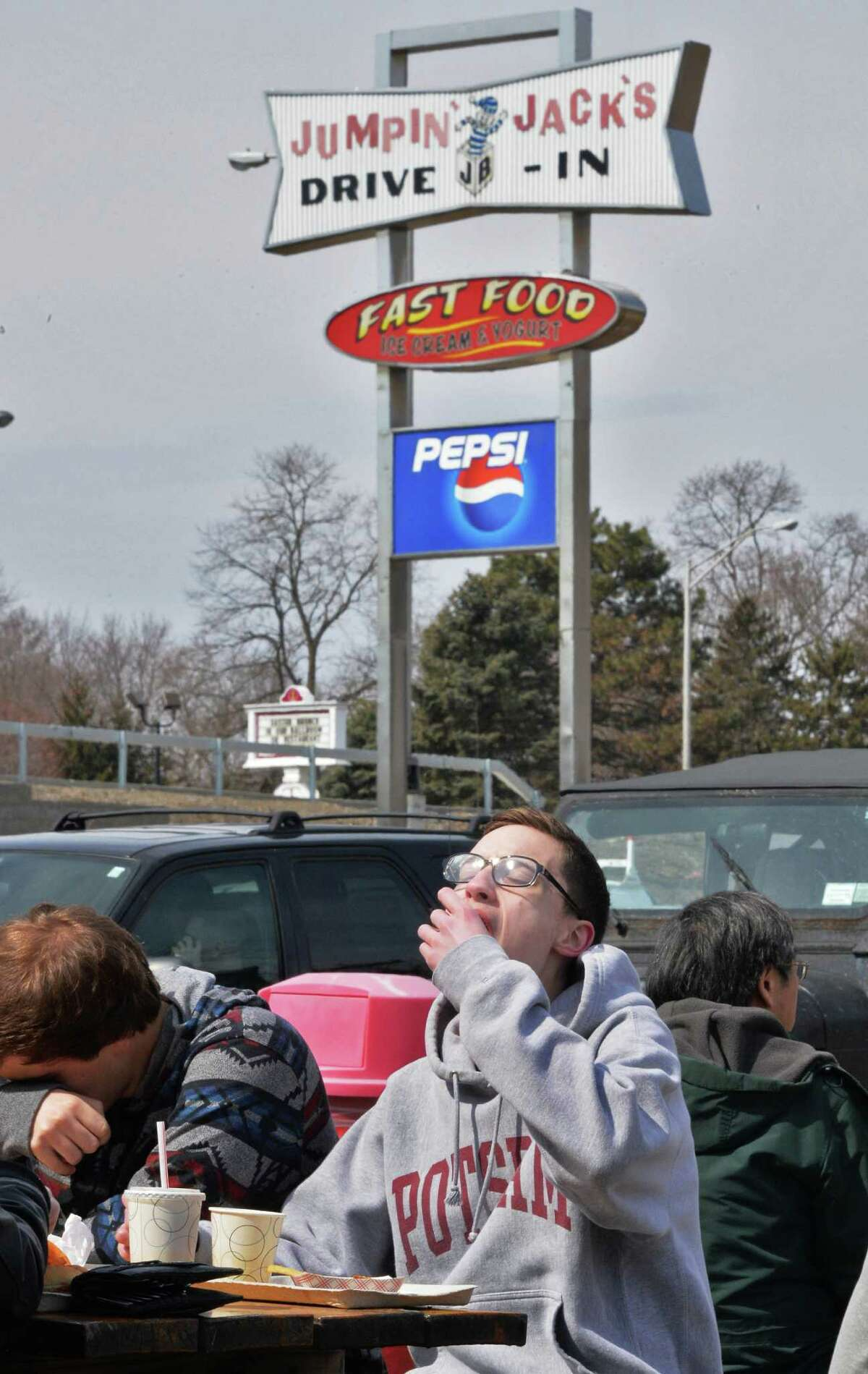 2. Jumpin' Jack's Drive-In , Scotia