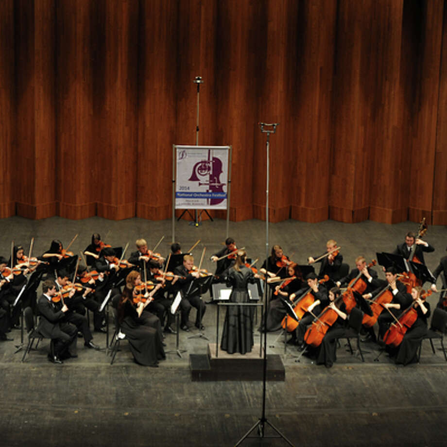 The Atascocita High School Chamber Strings were named Grand Champion in a national competition on March 8. / ©2014/Denny Medley/Random Photography