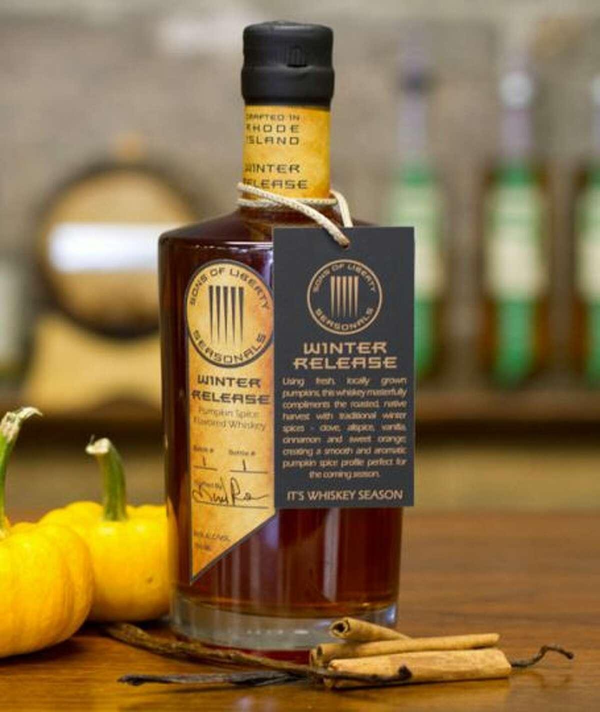 Pumpkin Spice Whiskey (Sons of Liberty Spirits)