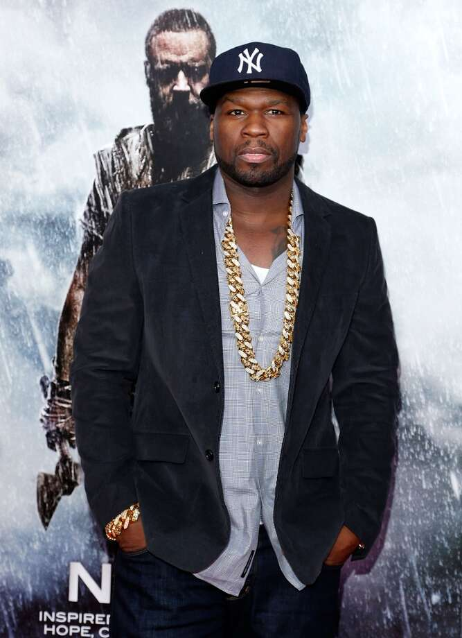 #81 - 50 Cent3,591 unique words Photo: Jemal Countess, Getty Images