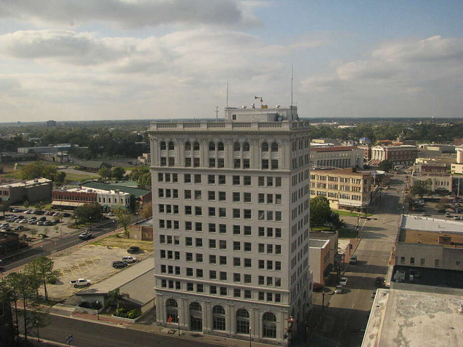 6. Beaumont-Port Arthur, Texas. ranked 6th worst in the nation, much to the consternation of some residents who say Southeast Texas must be seen to be understood. Photo: Wiki Commons