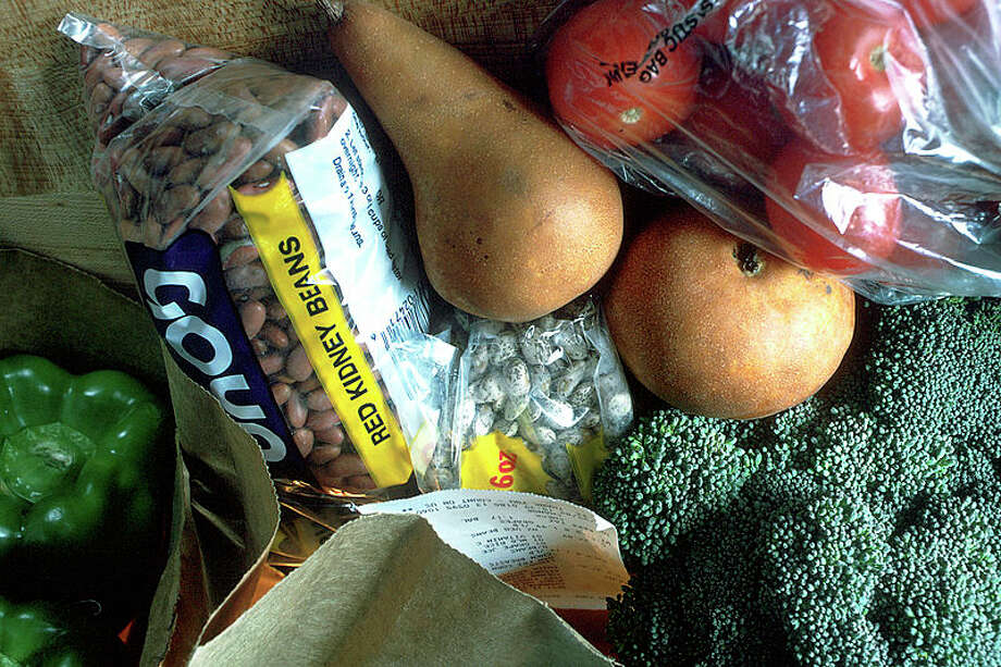 Lack of access to fresh produce was just one thing residents were asked about when researchers called. Photo: Wiki Commons