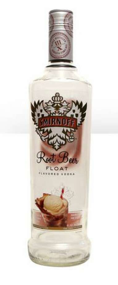 Root beer float-flavored vodka (Smirnoff)