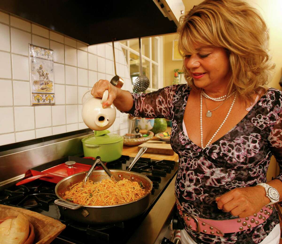 Chef Donna Scala died in March at the age of 60.