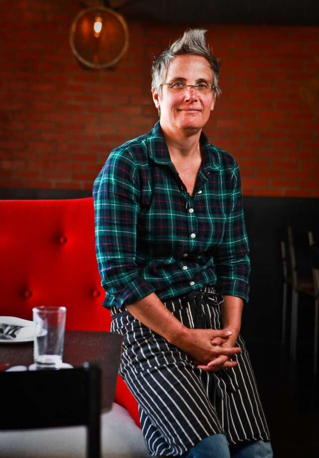 Monica Pope, owner and chef of Sparrow Bar & Cookshop.