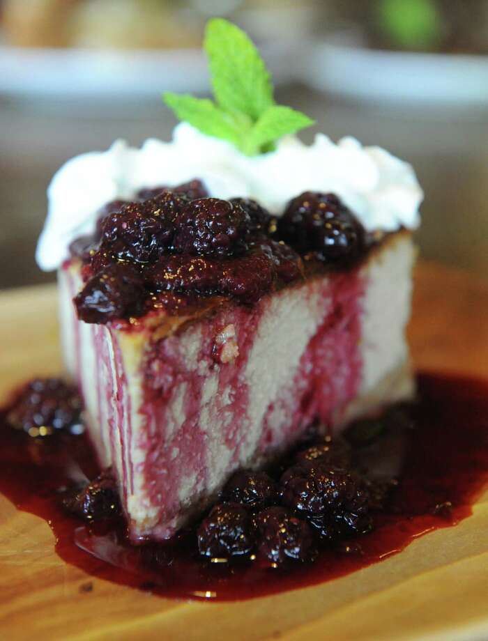 Umana Restaurant and Wine Bar236 Washington AvenueAlbany518-915-1699View Facebook pageCoffee cheesecake with mixed berry jam at the Umana Wine Bar and Restaurant at 236 Washington Avenue on Thursday, March 20, 2014, in Albany, N.Y. (Michael P. Farrell/Times Union) Photo: Michael P. Farrell / 00026221A