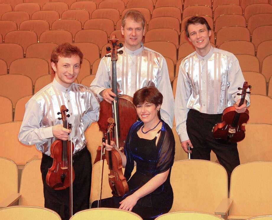 The St. Petersburg String Quartet at Emma Willard