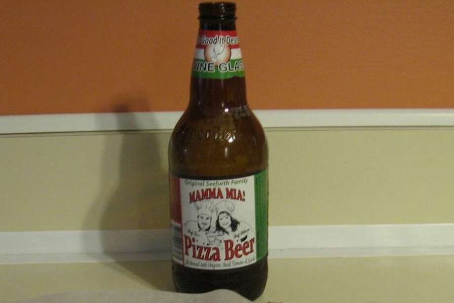 Mamma Mia! Pizza Beer (Original Seefurth Family)