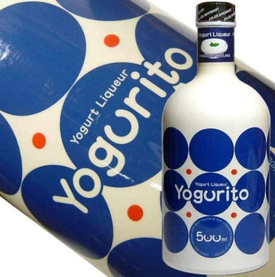 Yogurito, a yogurt liqueur distributed in Japan (Suntory)