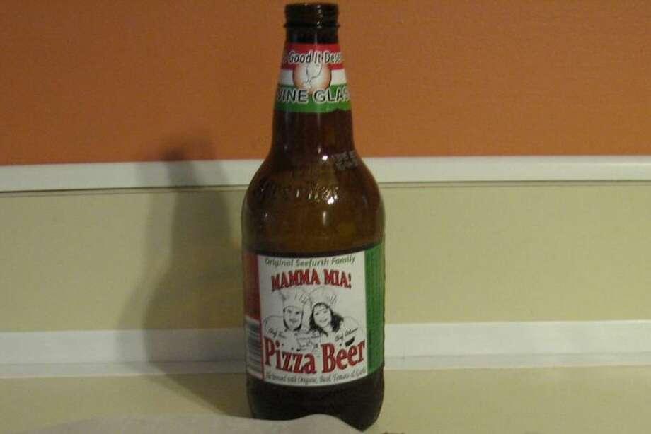 Mamma Mia! Pizza Beer (Original Seefurth Family)