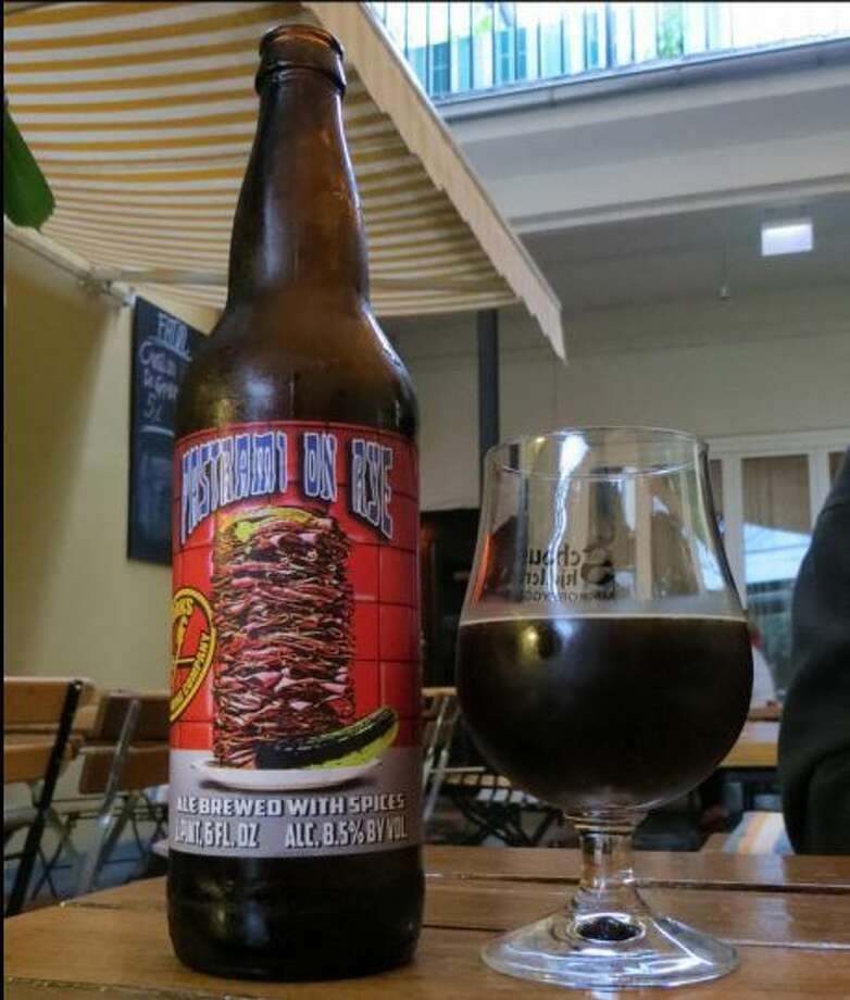 Pastrami on Rye Beer (Pipeworks Brewing Company)