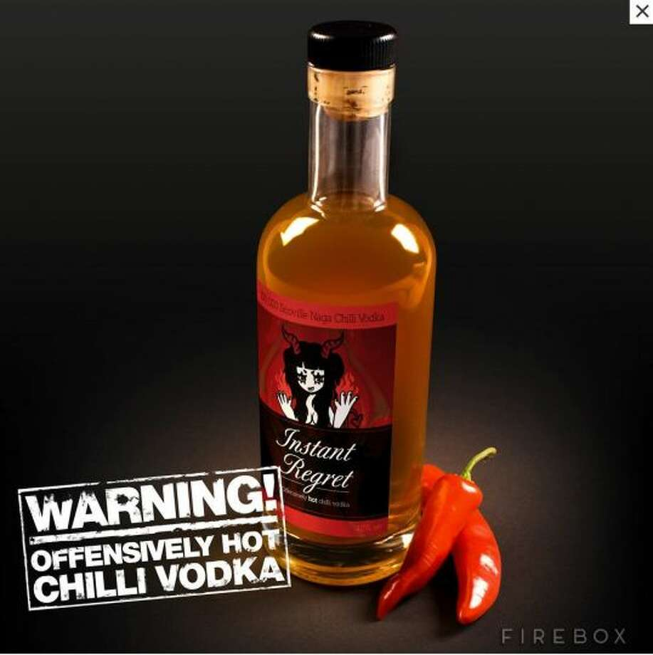 Instant Regret Naga Chilli Vodka