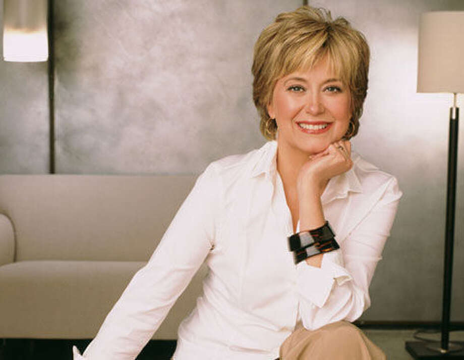"Former ""Today"" and ""Dateline"" host Jane Pauley will discuss her book ""Reimagining Your Life"" with local newswoman Ursula Pari at the book festival. Photo: Courtesy"